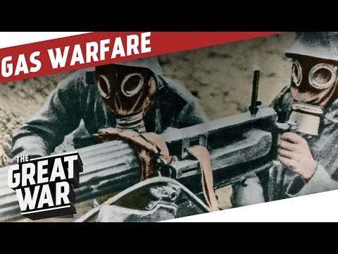 Poison Gas Warfare In WW1 I THE GREAT WAR Special
