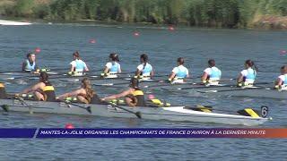 Yvelines | Mantes-la-Jolie organise les championnats de France d'aviron à la dernière minute