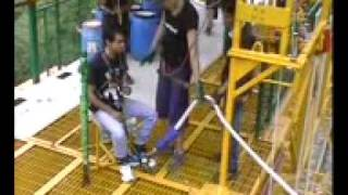 bungee jump at rishikesh....Asif saifi.mp4