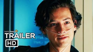 FIVE FEET APART Official Trailer #2 (2019) Cole Sprouse, Haley Lu Richardson Movie HD