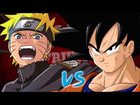 Goku vs Naruto. Épicas Batallas de Rap del Frikismo   Keyblade ft. Mediyak EDITADO