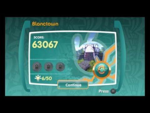de Blob 2: 05:54 Blanctown Any% |