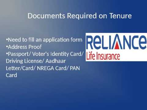 Reliance Term Insurance - Buy Plans at Lowest Price