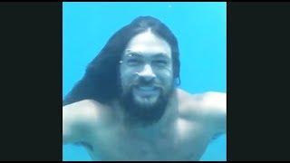 Aquaman - Comic-Con Trailer Teaser (2018) Jason Momoa, Superhero, Action, Adventure, Fantasy Movie