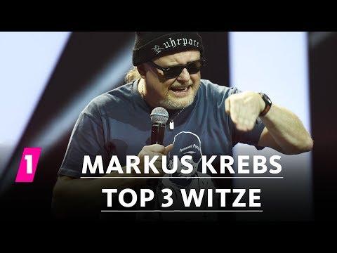 Markus Krebs Und Seine Top 3 Witze | 1LIVE Köln Comedy-Nacht XXL