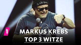 Markus Krebs und seine 3 Top-Witze
