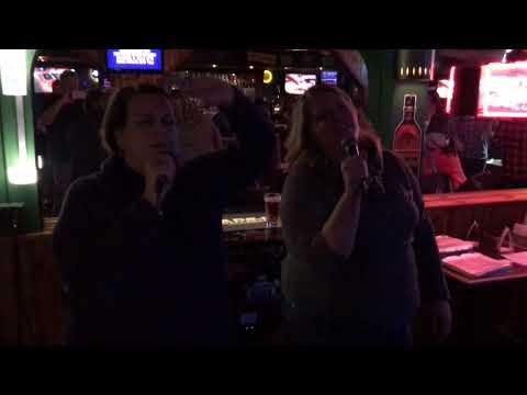 Karaoke at Jim's Alibi