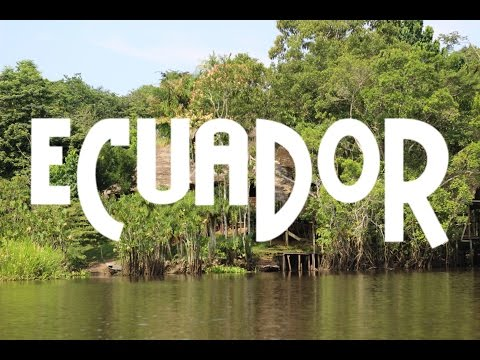 ECUADOR-  The Amazon Rainforest & The Cloud Forest | TRAVEL LOG