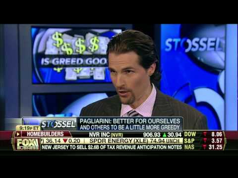 Stossel - Is Greed Good?