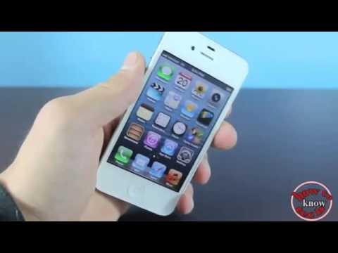how to open iphone 4 without sim card
