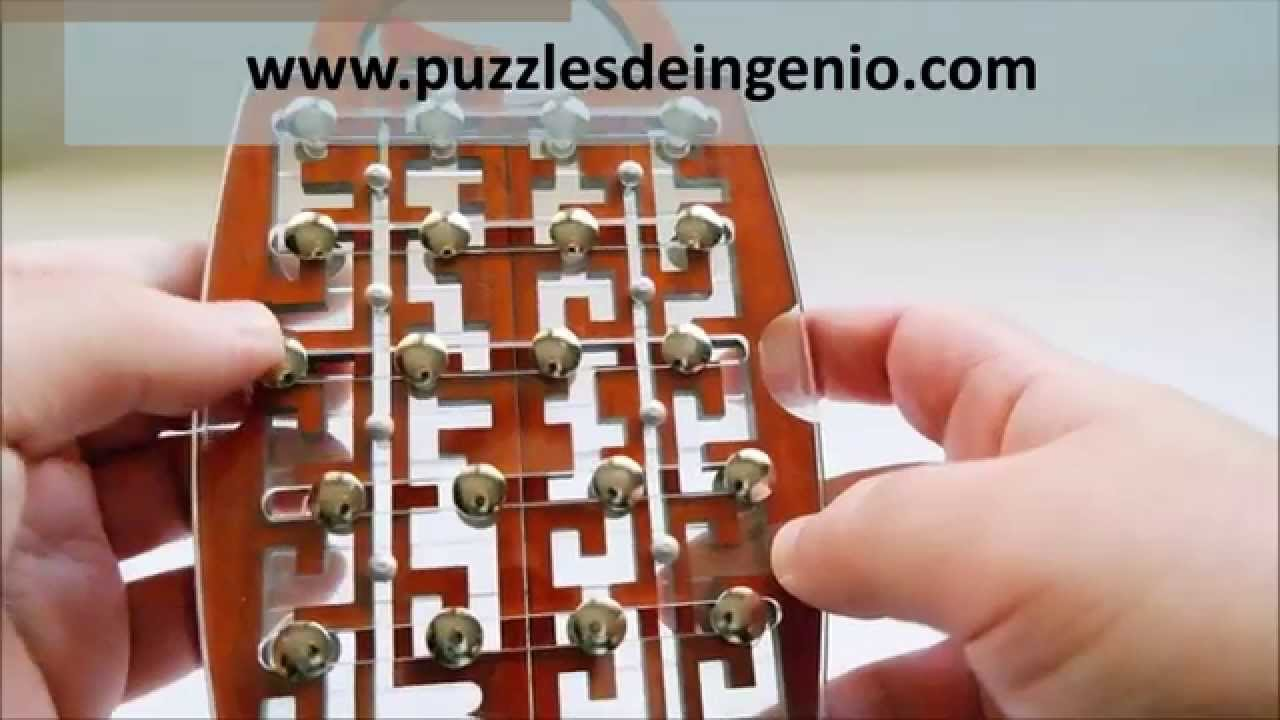 Puzzle Maischloss Jean Claude Constantin