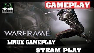 Steam Play (Proton) - Warframe