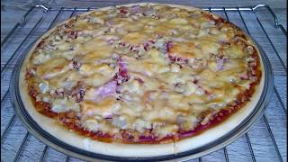 Самая вкусная пицца своими руками, классический рецепт