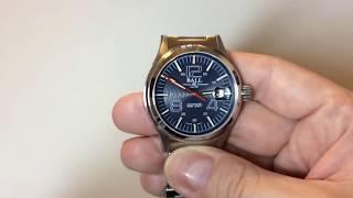 "Ball ""Fireman Nightbreaker"" - Amazing Custom Made Swiss Watch"