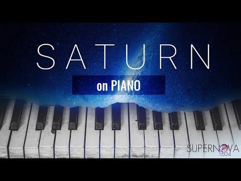 SATURN - Sleeping At Last | Piano Cover
