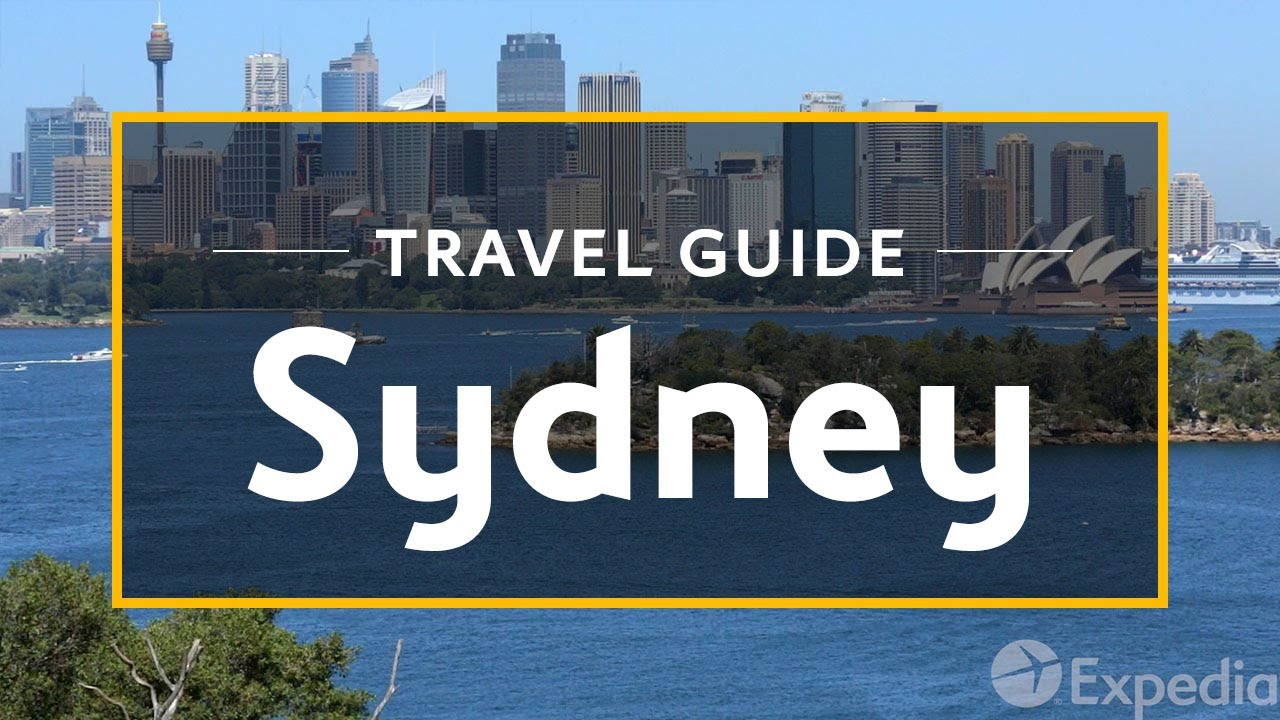 sydney vacation travel guide expedia youtube. Black Bedroom Furniture Sets. Home Design Ideas