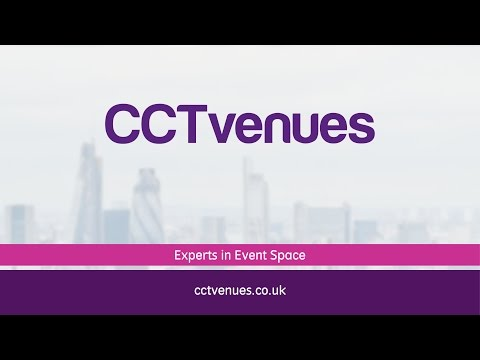 Experts in Event Space - CCT Venues