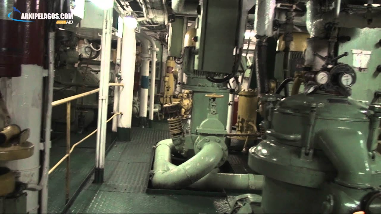Penelope A Ship Engine Room Doovi