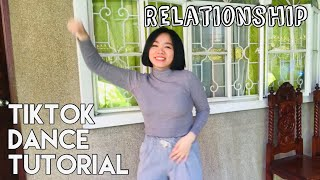 """EASY TIKTOK DANCE TUTORIAL """"RELATIONSHIP-YOUNG THUG by CHECHE TOLENTINO"""