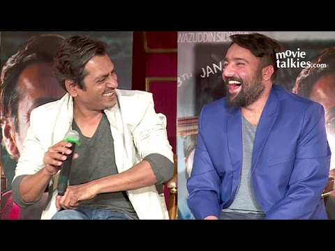 Nawazuddin Siddiqui's FUNNY Interview Full Video HD