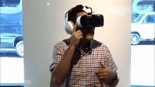 Samsung Gear VR: Hands-On With Next Gen of Mobile Gaming