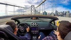 Lamborghini LP550-2 4K Test in San Francisco