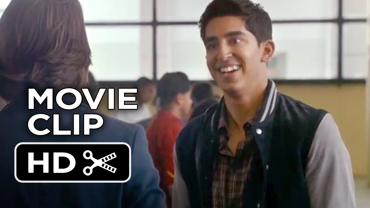 The Second Best Exotic Marigold Hotel Movie Clip Airport 2017 Dev Patel Maggie Smith Hd You