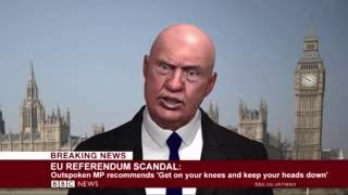 UK Referendum BBC Scandalous Breaking News...