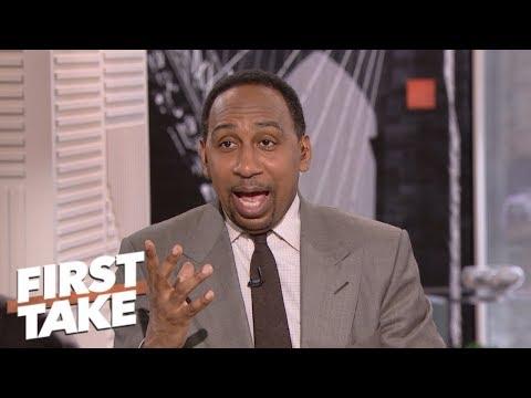 Stephen A on 'Fitzmagic': Make Jameis Winston Ryan Fitzpatrick's Week 4 backup  First Take  ESPN