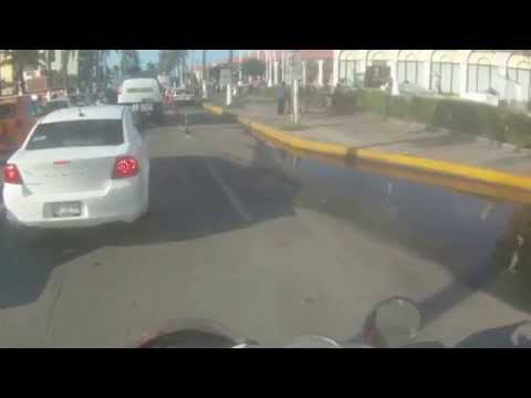 Touring The Streets - Veracruz Mexico