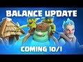 Clash Royale Balance Update Live 10 1 mp3