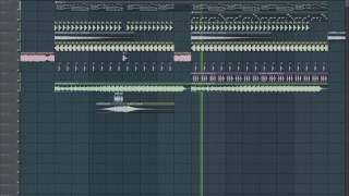 Lucas & Steve - Love On My Mind (Drop Remake) in FL Studio 12