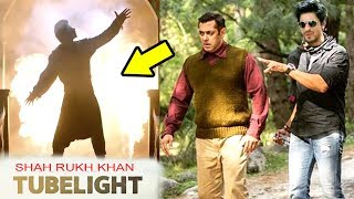 Shahrukh Khan Is Clearly Visible Here Tubelight Trailer Of Salman Khan