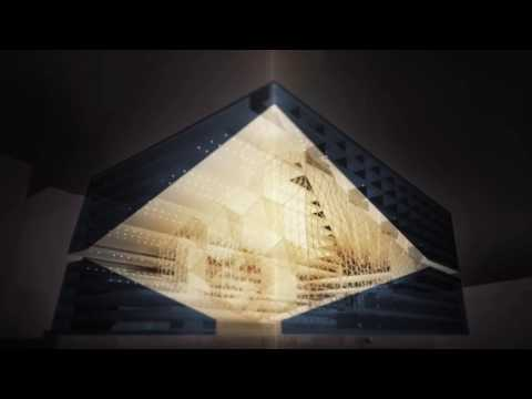 OMA Axel Springer: Cinematic Analysis