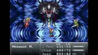 Chrono Trigger - Zeal Battle part 1