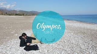Olympos, Turkey