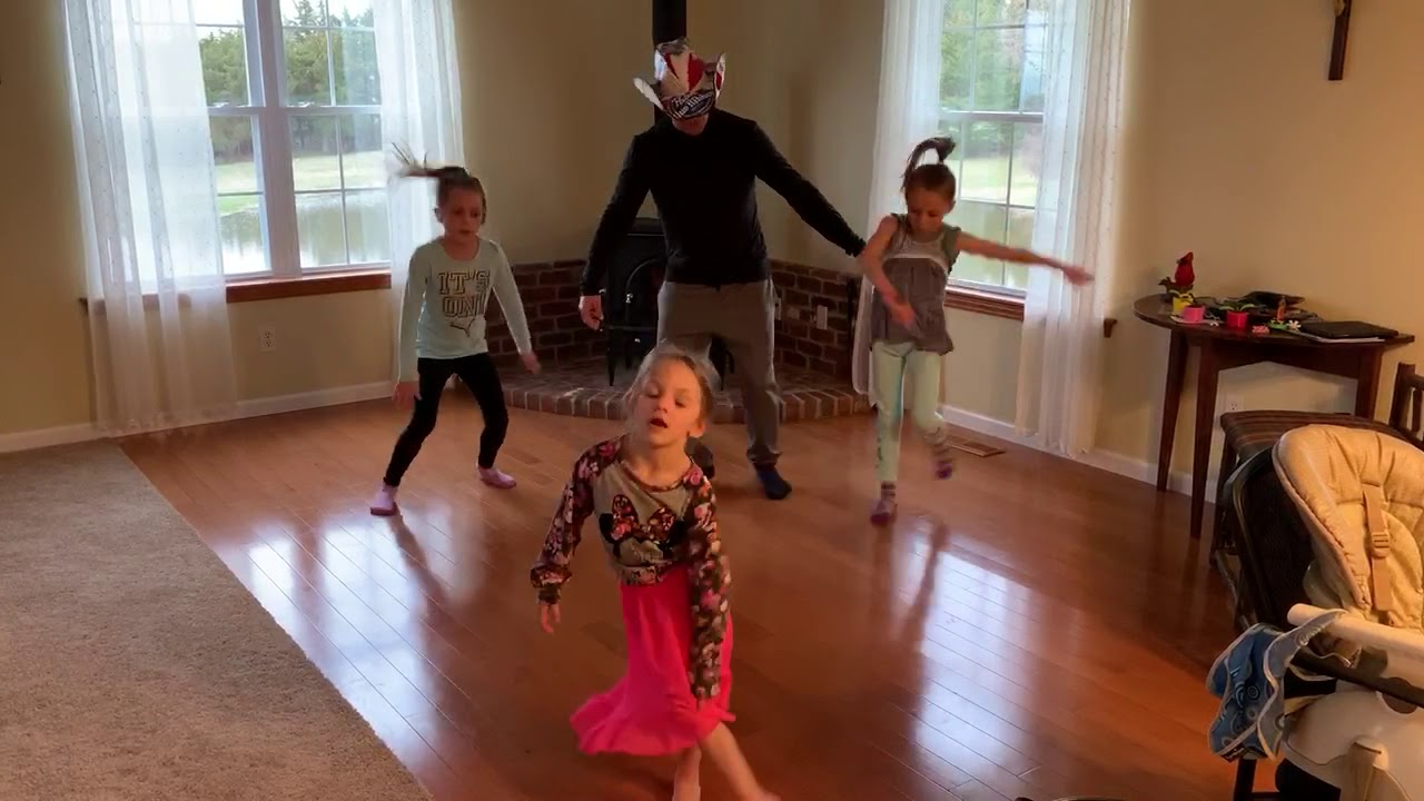 The Git Up Dance - Girl Dad