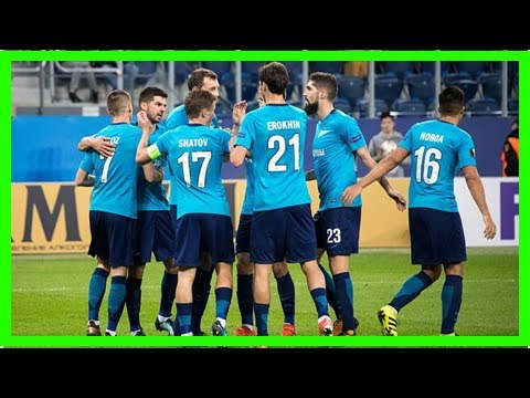 KH Channel News -Zenit score more points for russia in the uefa coefficient table