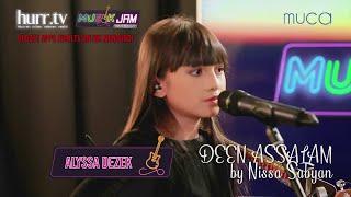 Download lagu Deen Assalam Alyssa Dezek MP3