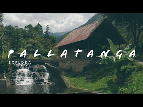 Ecuador Travel Vídeo : Pallatanga