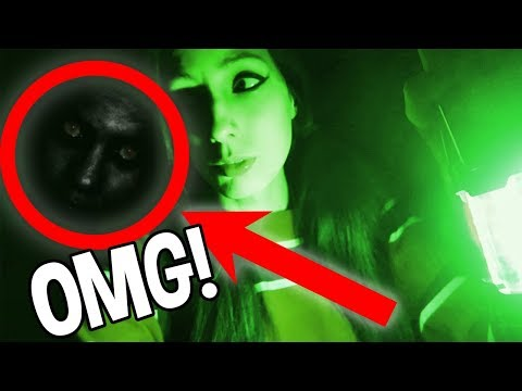 GHOST HUNTING IN A REAL HAUNTED CASTLE!