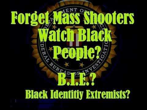 1st arrest made under FBI's New Racist Black Identity Extremist classification