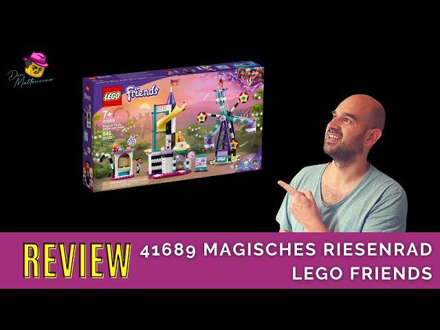 Zaubertrick und Glow in the Dark! Wer kann da schon Nein sagen? Lego Friends Set 41689 im Review