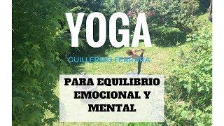 Yoga para lograr el Equilibrio Emocional y Mental