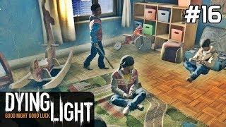 Dying Light Gameplay PC PL / FULL DLC [#16] KREDKI Muszą BYĆ /z Skie