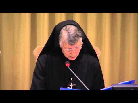 Sr. M. Prudence Allen (Highlights)   Religious Sisters of Mercy of Alma Humanum Conference