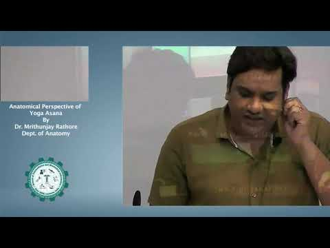 Anatomical Perspective Of Yoga Asana By Dr. Rathore