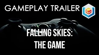 Falling Skies The Game Gameplay Trailer (PC/PlayStation 3/Xbox 360/Wii U)