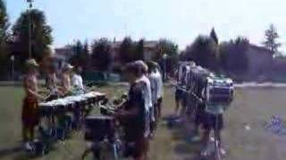 Blue Devils 2005 - Europe Rehearsal 8