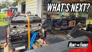 Aero Improvements for the Super Late Model! Plus Blown Crate Engine Plans